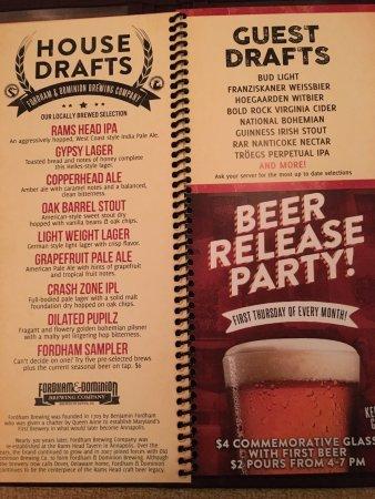 Rams Head Tavern - Annapolis: photo2.jpg