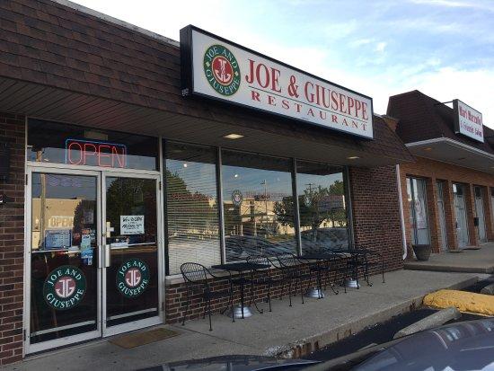 Joe Giuseppe Restaurant Arlington Heights Il