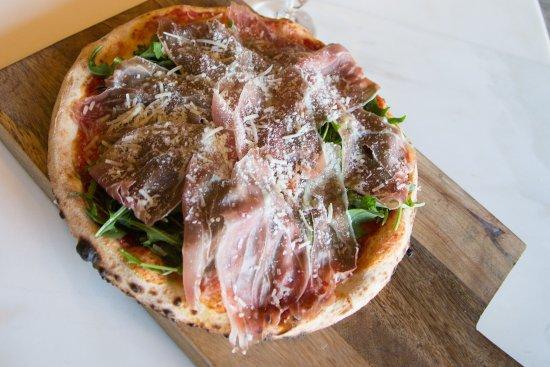 Pizzeria Sofia: pizza parma