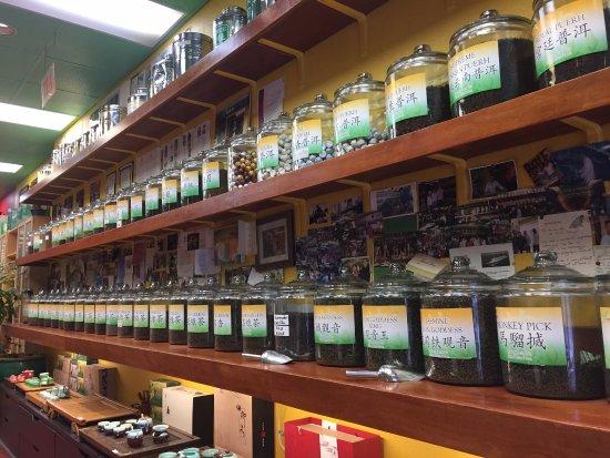 Vital Tea Leaf