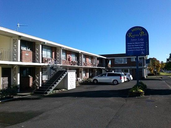 Kuirau Park Motor Lodge Photo