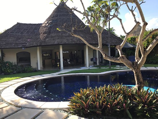 The Villas Bali Hotel & Spa: We loved it here.....the best visit we have ever had to Bali.  The staff are stunning and the vi