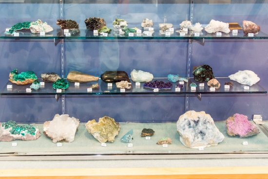 Leadville, Colorado: Part of the Large Mineral Collection