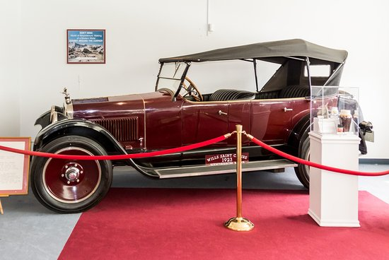 Leadville, Colorado: The Willis Molybdenum Steel Car