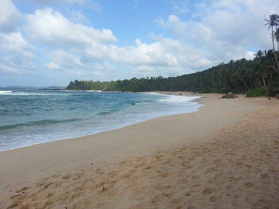 Amanwella Silent Beach