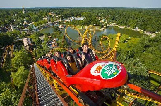 Parc Asterix Theme Park Billetter og...