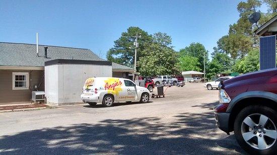 Garner, Kuzey Carolina: The truck
