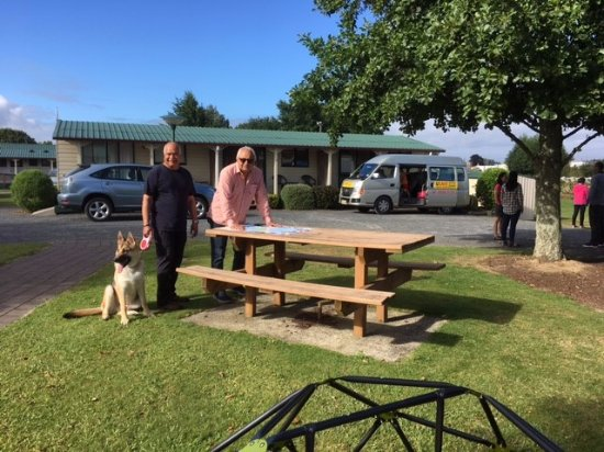 Otorohanga, New Zealand: Pet Friendly