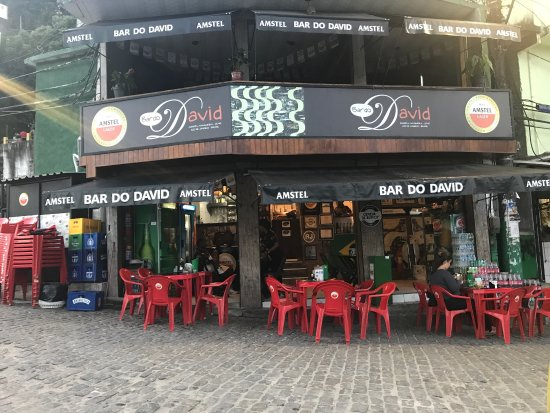 Excelente Restaurante Bar do David