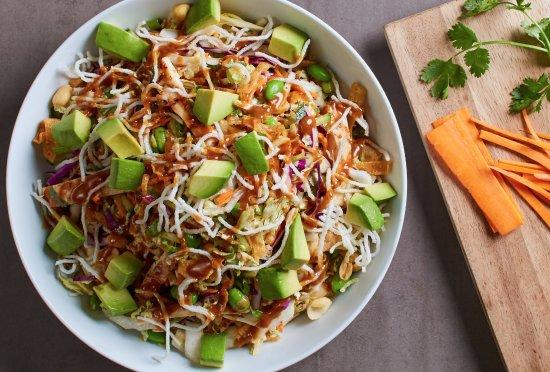 Thai Crunch Salad - Picture of California Pizza Kitchen Guam ...