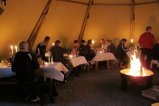 Upsala, Suecia: Special dinner for groups at Fjällnora - Uppsala