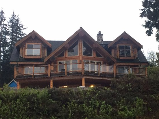 Bamfield, Καναδάς: Beautiful Accomodations