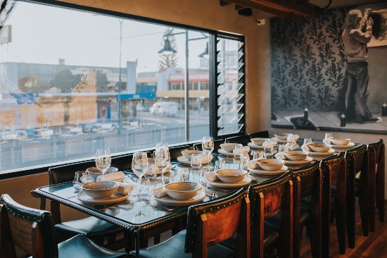 Our exclsive private dining room picture of balboa for Best private dining rooms brisbane