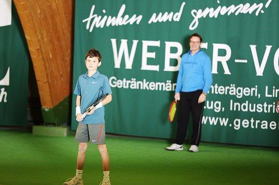 Unteraegeri, สวิตเซอร์แลนด์: Kidstennis