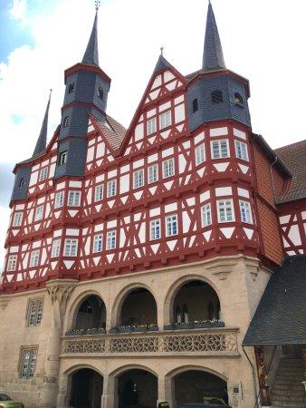 Duderstadt, Deutschland: Rathausfassade