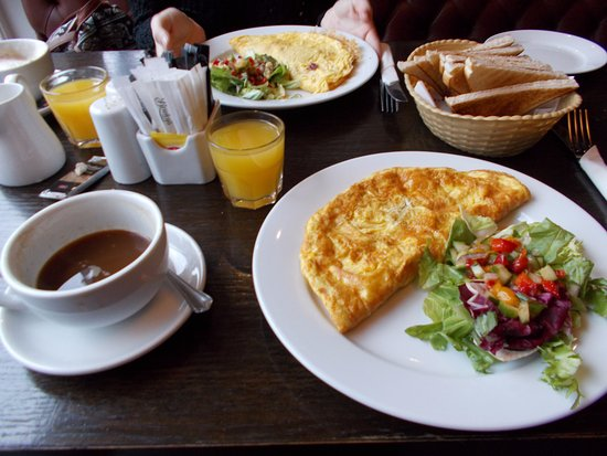 Ennis, Irland: Breakfast1