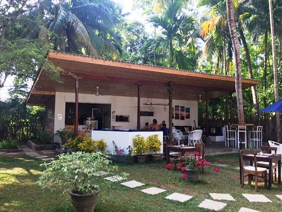 Open Garden Restaurant For Salt Guests And Outside Diners A
