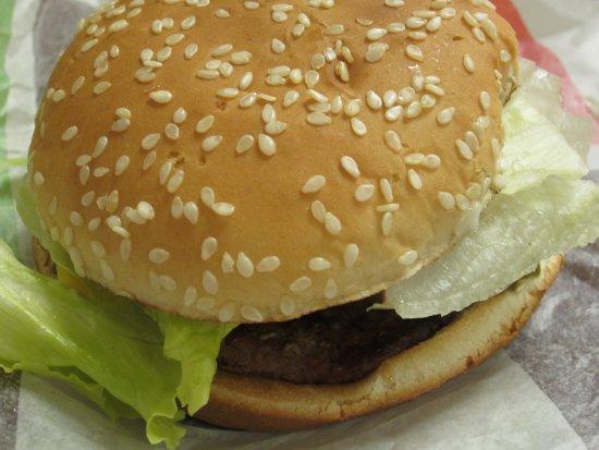 Whopper Jr  - Picture of Burger King, Tempe - TripAdvisor