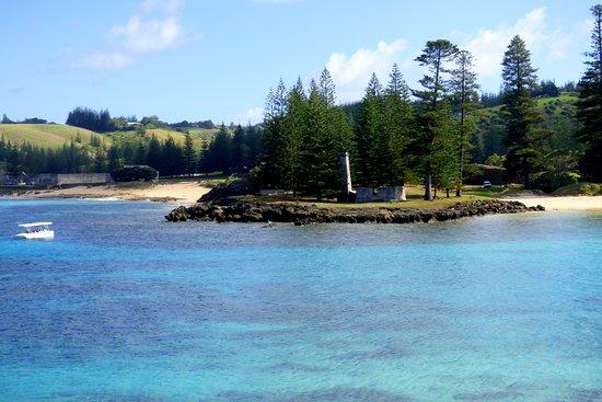 Norfolk Adası, Avustralya: The Salt House at Emily Bay