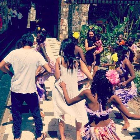 Angsana Balaclava Mauritius: Sega Dancing Activity