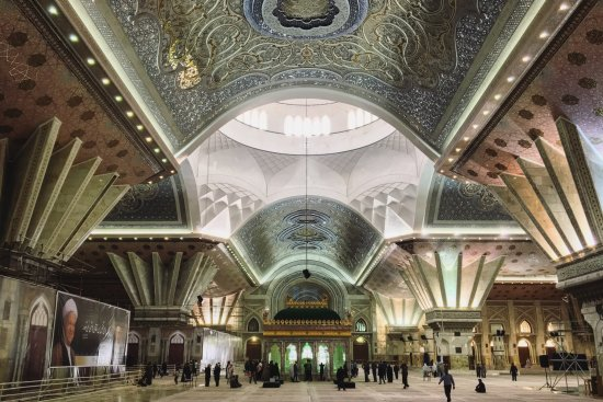 Holy Shrine of Emam Khomeini
