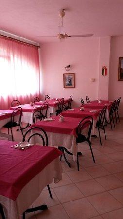 Hotel L'Ancora: Frühstücksraum