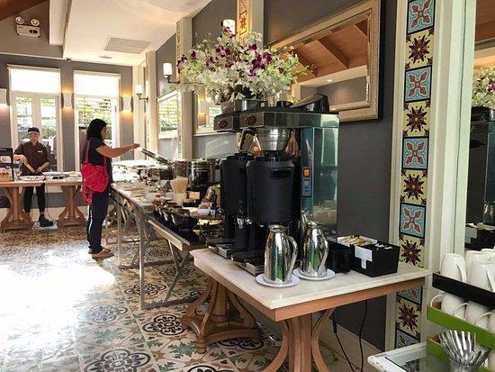 Salil Hotel Sukhumvit - Soi Thonglor 1: มุมอาหารญี่ปุ่น