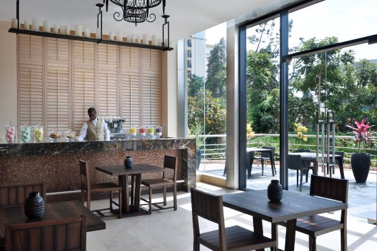 cucina bar and terrace - picture of kigali marriott hotel, kigali ... - Cucina Bar