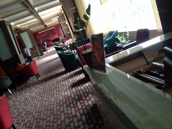 Area Breakfast Hotel Pangeran Pekanbaru