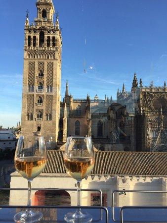 Picture of la terraza restaurante panoramico - Terraza hotel eme ...
