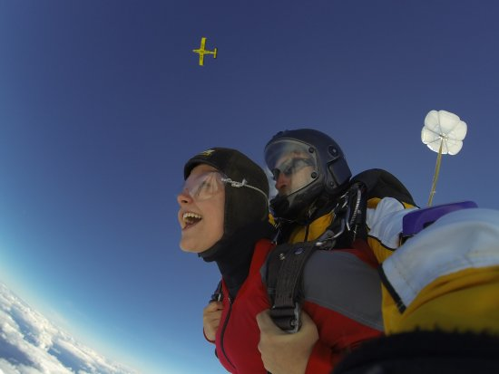 Kerikeri, New Zealand: skydive