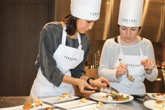 Cours De Cuisine à FERRANDI Paris Picture Of FERRANDI Paris - Cours de cuisine nice