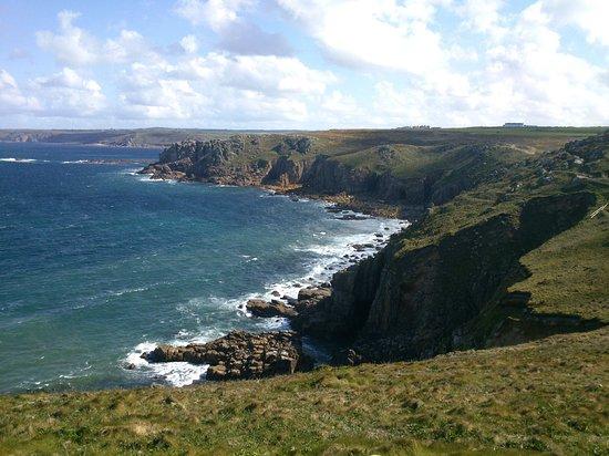 Sennen Cove, UK: Land's End