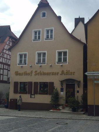 Hersbruck, Alemania: фасад
