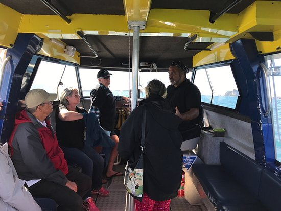 Glass Bottom Boat Whitianga: photo0.jpg