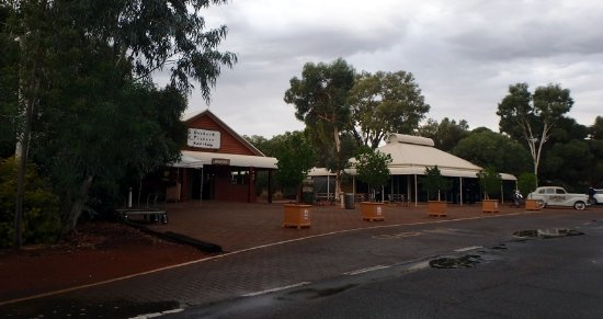 Outback Pioneer Hotel & Lodge