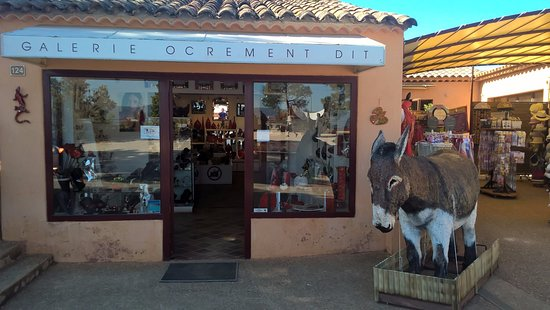 Galerie Ocrement Dit