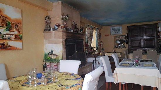 """Restaurant de """"l'Auberge de Marville"""" 3"""