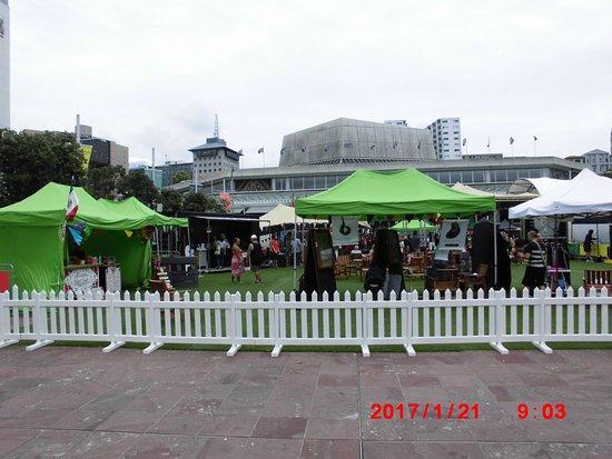 Aotea Square Photo