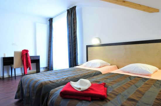 Hotel Chapelle Des Bois - Village Club Cap'vacances Chapelle des Bois (Chapelle des Bois, Fransa) Konaklama Yorumlar u0131