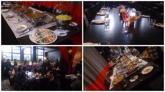 Epsom, Yeni Zelanda: Turkish buffet available for bookings of 50 people or more.