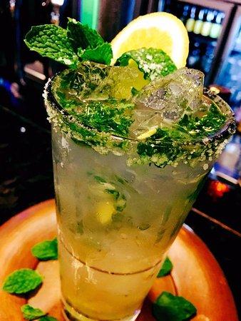 Epsom, Selandia Baru: Refreshing Turkish limonata drink.