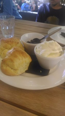 Megalong Valley, Australië: Scones