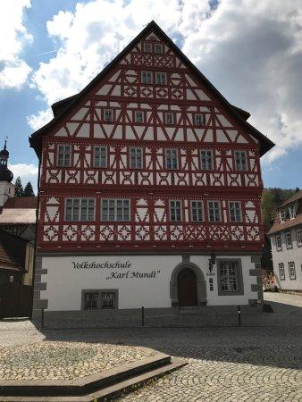 Historisches Heinrichser Rathaus
