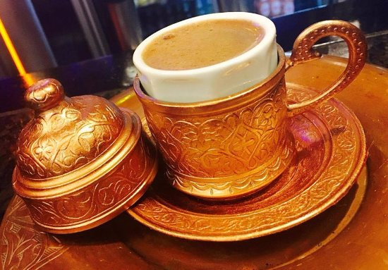 Epsom, Νέα Ζηλανδία: We've been voted as making the best Turkish coffee in Auckland.