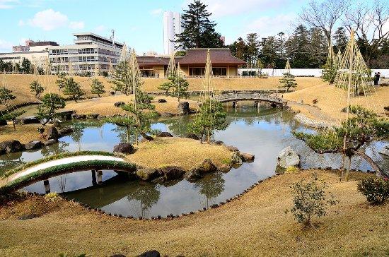 Gyokusen-immaru Garden