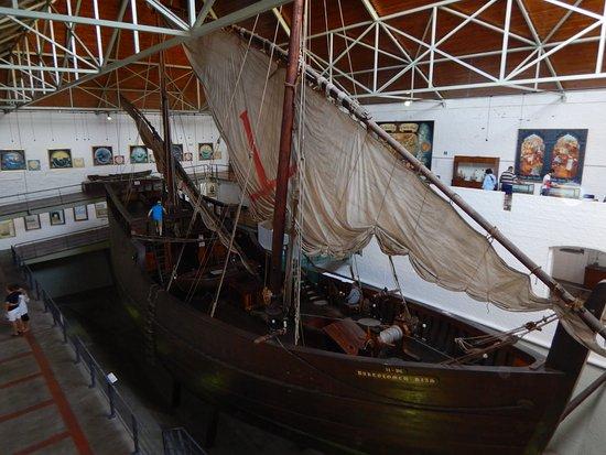 Bartolomeu Dias Museum Complex: La goélette