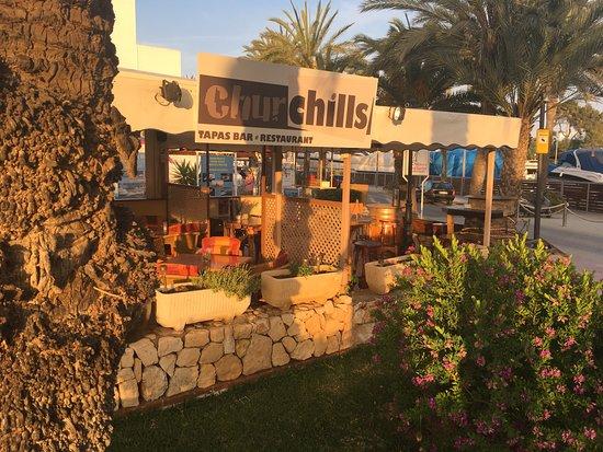 Churchills Tapas Bar Cala D Or Restaurant Reviews Phone Number