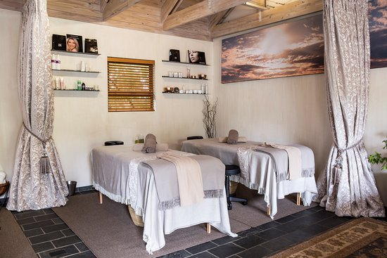 Kempton Park, Sydafrika: Relaxing atmosphere in the Wellness space