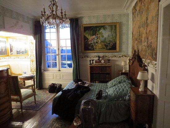 Chateau de Montaubois: Bedroom
